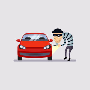How to prevent car theft in Lacey, WA